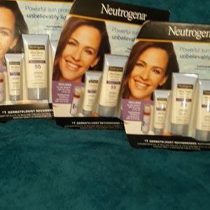 Neutrogena skin or sun care kit